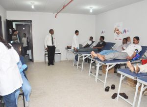 30.JIC  4th Blood Donation campaign on 21.12.2012