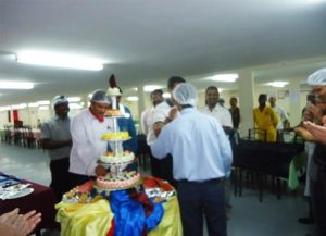 21.JIC celebrating Dushera