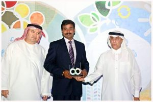2. APPRECIATION AWARD FROM EMIRATES ENVIRONMENTAL GROUP (EEG)