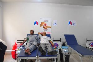23.JIC  6th Blood Donation campaign on 20.12.2013