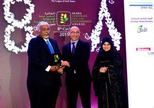 13. Arabia CSR Award 2015