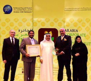 5. Arabia CSR Award 2016