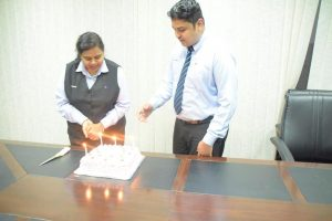 JIC Office Staff Birthday Celebration 2018