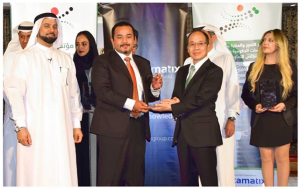 The 12th Middle East Customer Excellence Award(Hospitality Sector)