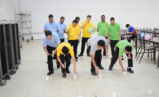 AL JAZEERA WEEKLY TEAM BUILDING ACTIVITIES