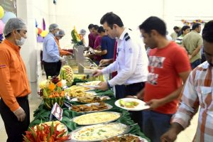 14.Ifthar party hosted by JIC -2015