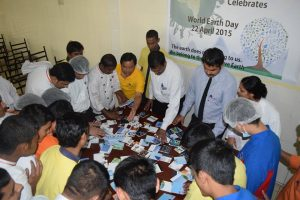 17.JIC celebrates World Earth Day - 22.04.2015