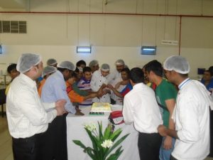 10. JIC Employee Birthday Celebration