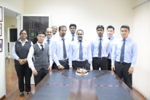 JIC Staff Birthday 2018