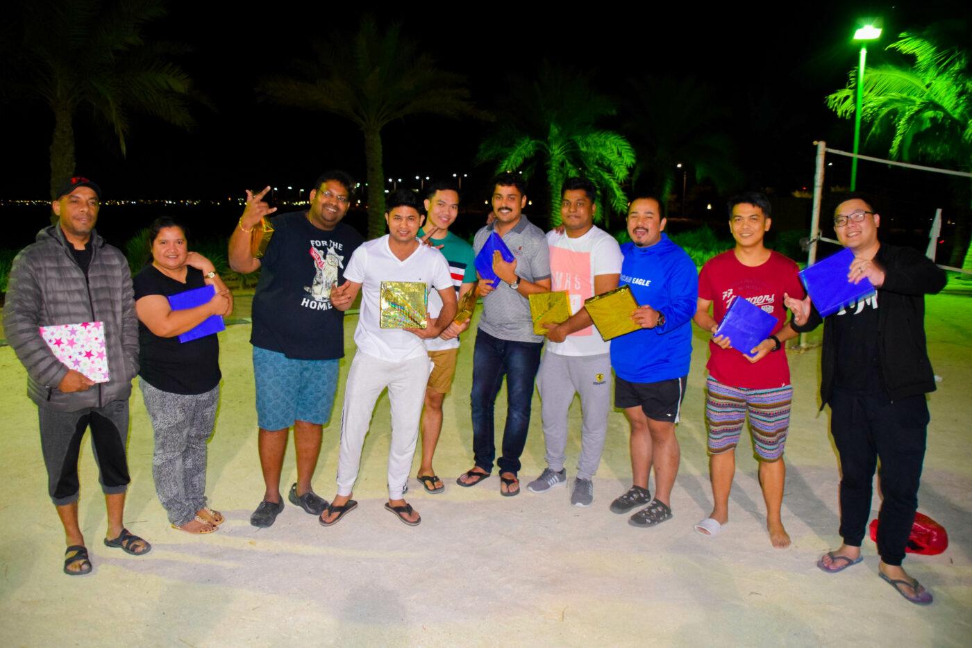 best catering company award Dubai
